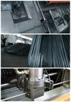 Coiled wire processing machines (stirrup benders, bar benders, straighteners)