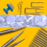 Tools and accessories for alimentary use