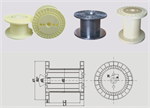 German standard plastic reels for copper wire