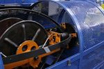 Used/reconditioned wire and cable reels