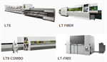 Fiber laser cutting machines for tube
