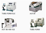 Endforming machines for tubes