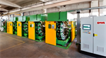 Wire & Textile Spiraling Machines