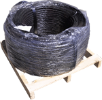 Black annealed drawn wire