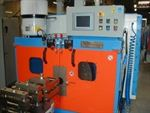 Wire and cable armoring machines