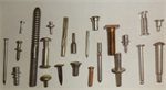 Fasteners and custom small metal parts