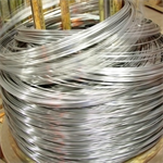 Soap lubricated wire
