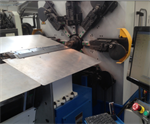 5 axes wire bending machine for formed parts - CM 100