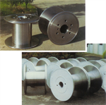 Fully and partially machined steel reels