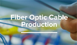 Fiber optic cable production line upgrades