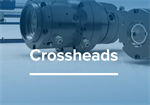 Crossheads for wire and cable production lines