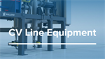 Continuous vulcanizing line equipment for wire & cable production