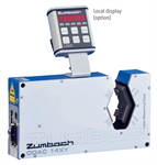 Dual-axis laser measuring heads