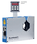 Three-axis laser measuring heads for diameter and ovality measurement