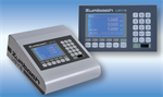 Diameter or capacitance measurement processors for data acquisition, display & control