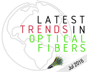 Latest trends in optical fibres and cables