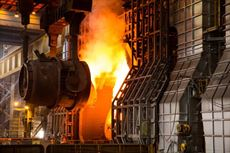 Steel giants: the 50 largest steel producing companies