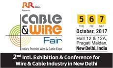 Cable & Wire Fair 2017: An event in sync with India's growth