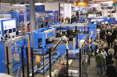 A new ownership for the Fastener Fairs and EuroBLECH
