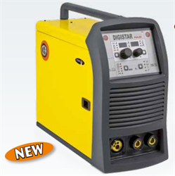 New DIGISTAR 2000 PULSE by CEA: a unique device for MIG/MAG, TIG and MMA welding