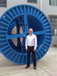 Inosym Ltd, suppliers of reels and drums for wire & cable, continues to see sales growth