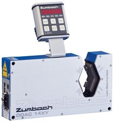 Efficient, high precision ODAC 14XY laser gauges from ZUMBACH