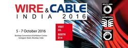 Heinze & Streng to attend the Wire & Cable India 2016 show