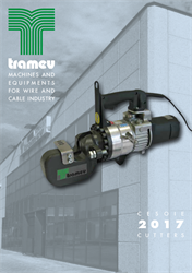 Tramev presents new 2017 shears and straighteners catalog