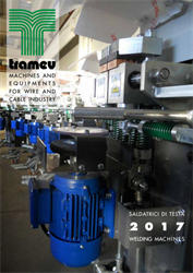 Tramev presents new catalog about welding machines