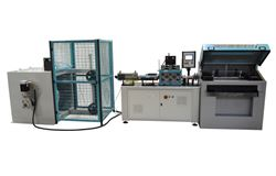 Cometo's new straightening, cutting & marking machine for TIG welding rods