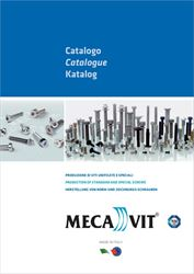 Unified and special screws, Mecavit has a new catalog