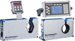 Precise & reliable measuring solutions for fibre drawing processes from Zumbach