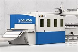 Dallan patented camera measuring system: top accuracy laser cutting