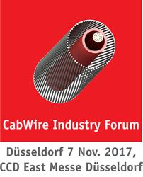 Be sure not to miss these speakers at CabWire Industry Forum 2017