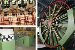 Wire and wire mesh production machines, a new entry on Expometals