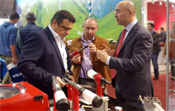 Blechexpo, great success for riveting tools and fasteners