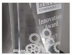 Bartell receives the HEICO Innovation Award