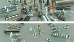 Metal parts and special screws, Minsavit on Expometals