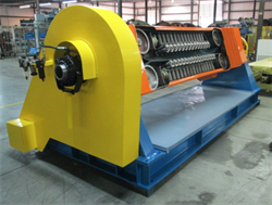 Second-hand rotating machines (and more) available from Wire & Plastic Machinery Corp.
