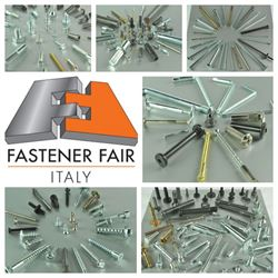The result of 30 years of experience on display at Fastener Fair in Milan