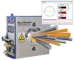Rebar measurement like never before with PROFILEMASTER® gauge from ZUMBACH