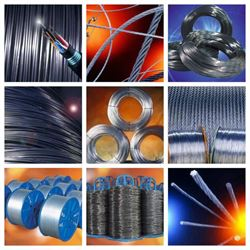 Phosphated steel wire, galvanized steel wire & strands: Heshan Hang Kei on Expometals