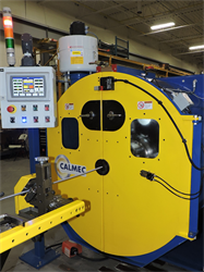 Calmec to unveil brand-new strip armouring machine in Atlanta