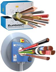 An extensive line of measurement and control equipment for wire & cable at Interwire