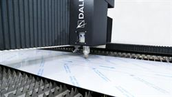 Sheet metal laser cutting as an alternative to punching and presses