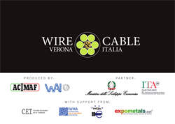Wire & Cable Verona 2019: save the date