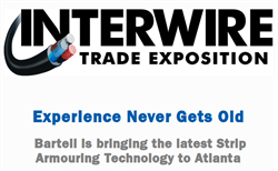 Ceeco Bartell to showcase the latest strip armouring technology at Interwire