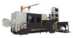 New by Ingramatic: the largest thread rolling machine RP920 (TR9/W70)