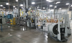 Second hand, reconditioned extruders and extrusion lines on sale