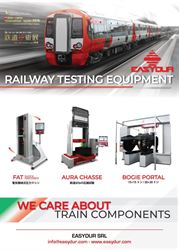 Easydur trains the Mass Trans Innovation 2019